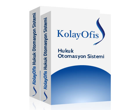 KolayOfis Hukuk Otomasyon Sistemi