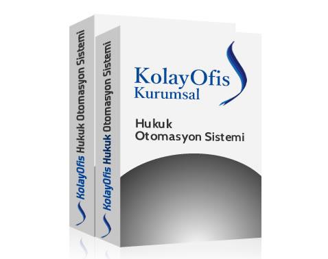 KolayOfis Kurumsal Hukuk Otomasyon Sistemi