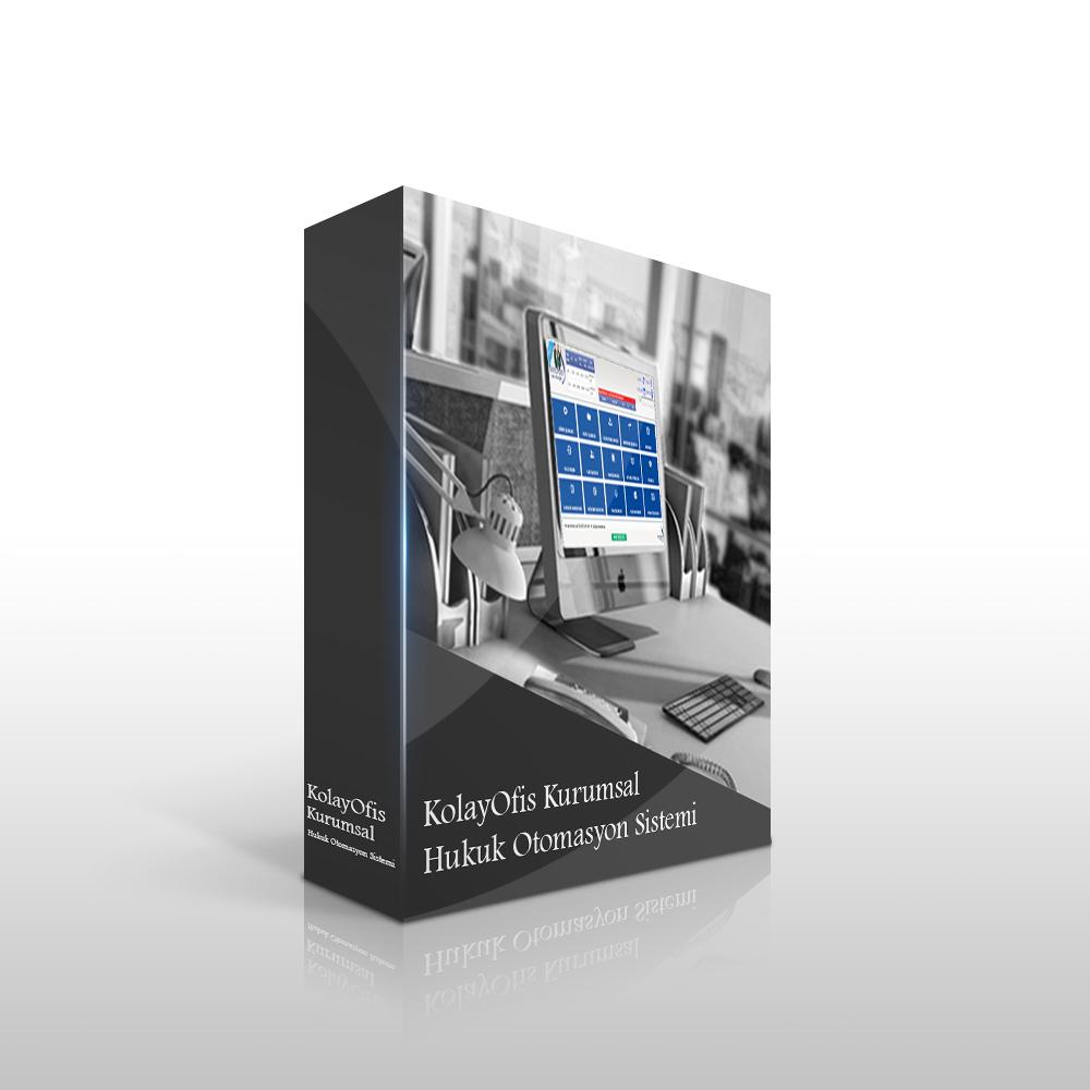 KolayOfis Kurumsal Hukuk Otomasyon Sistemi-v2
