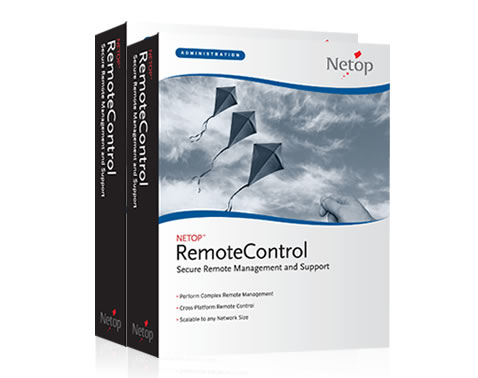 Netop Remote Control Uzaktan Erişim Yazılımları