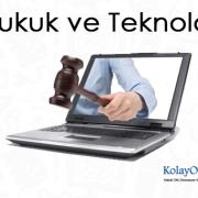 Hukuk ve Teknoloji