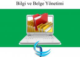 Bilgi ve Belge Yönetimi