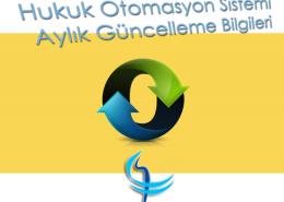 KolayOfis Hukuk Otomasyon Sistemi - Aylık Güncelleme Bilgileri - Haziran 2014