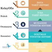 KolayOfis Hukuk Otomasyon Sistemleri
