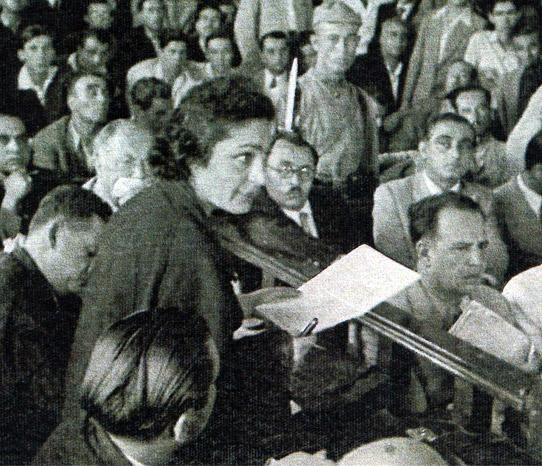 İlk Kadın Avukatımız, Süreyya Ağaoğlu.