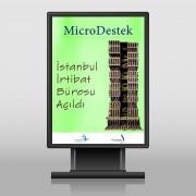 MicroDestek İrtibat Bürosu Açıldı