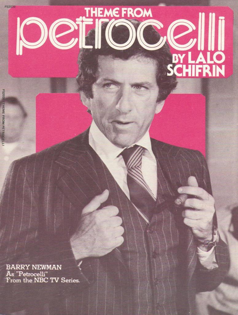 """""""Söz Savunmanın"""" İsmiyle Yayınlanan Avukat Petrocelli Dizisi"""