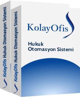 KolayOfis Hukuk Otomasyon Sistemi - Hukuk Yazılımı