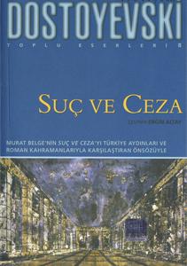 Suç ve Ceza - Dostoyevski - Hukukçuların Okuması Gereken 10 Kitap