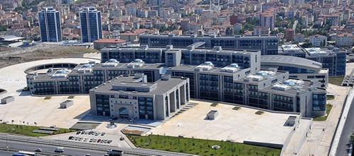 İstanbul Anadolu Adalet Sarayı - Dünyanın En Büyük Adliyesi