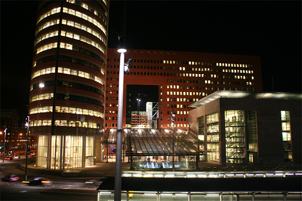Courthouse of Rotterdam