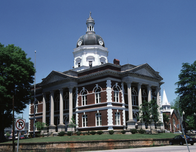 Merriwether County Courthouse