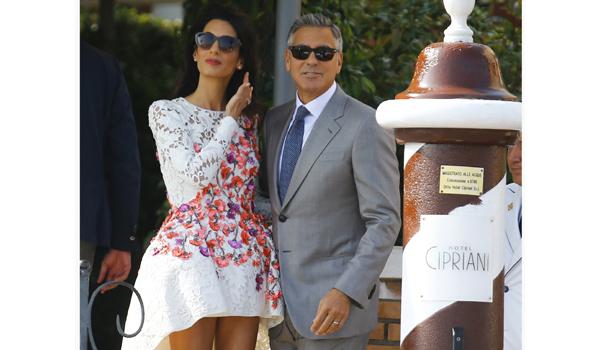Amal Clooney - Alamuddin