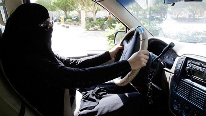 Suudi Arabistan'da Kadın Hakları