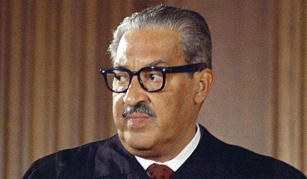 En Başarılı Avukatlar - Thurgood Marshall