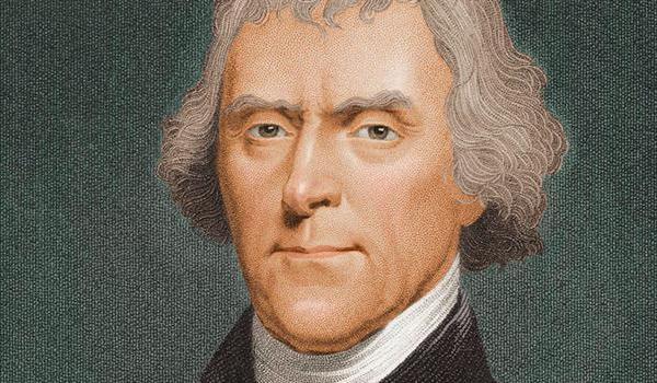 En Başarılı Avukatlar - Thomas Jefferson