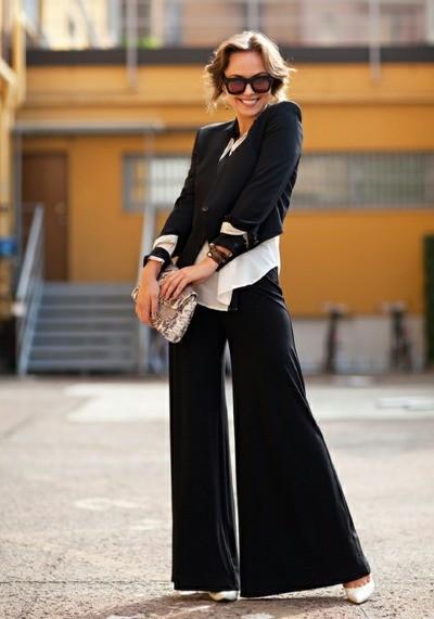 Klasik Kadın Avukat Modası 2015