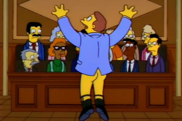Lionel Hutz - The Simpsons