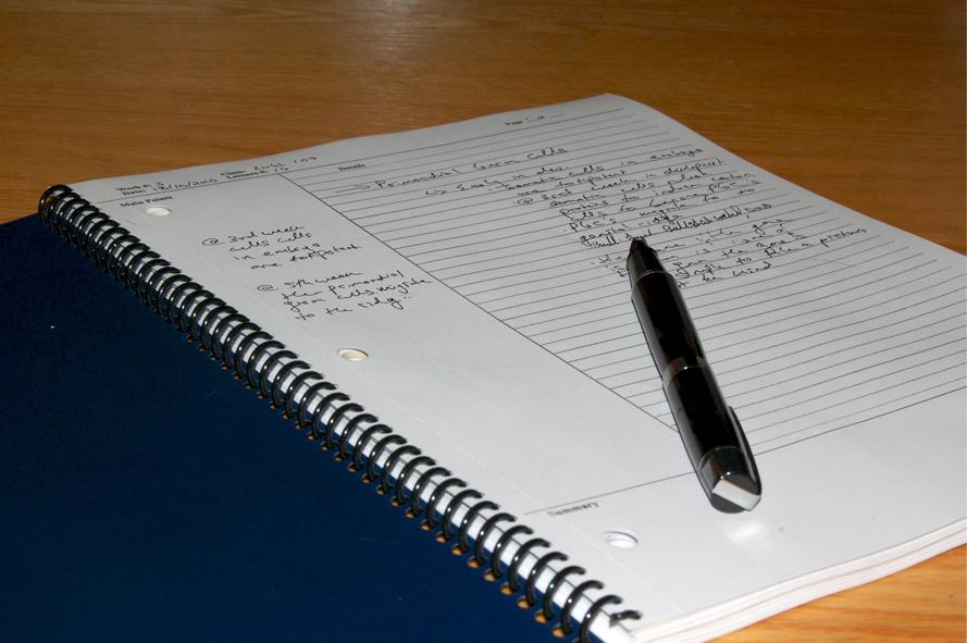 Avukatlar İçin Not Alma Teknikleri - Cornell