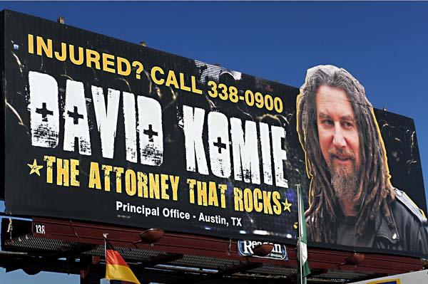 Rokçıların da Avukata İhtiyacı Vardır