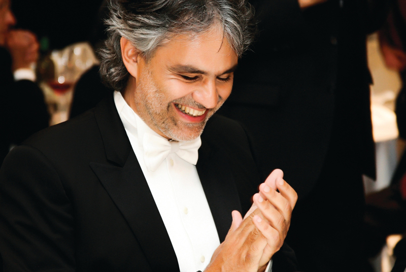 Andrea Bocelli - Müzisyen