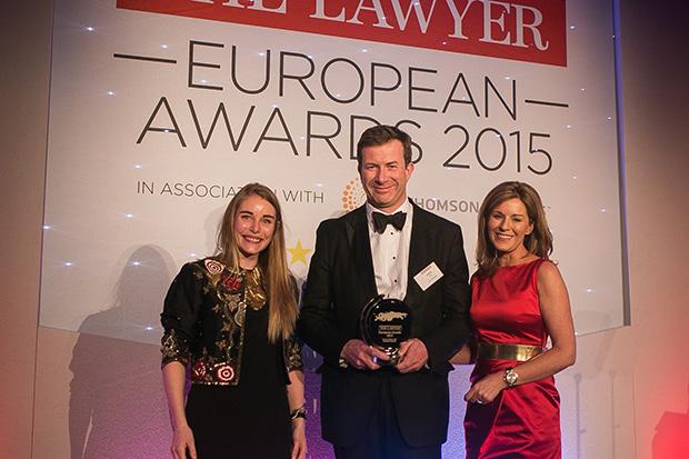 Avrupa 'nın En İyi Hukuk Bürosu