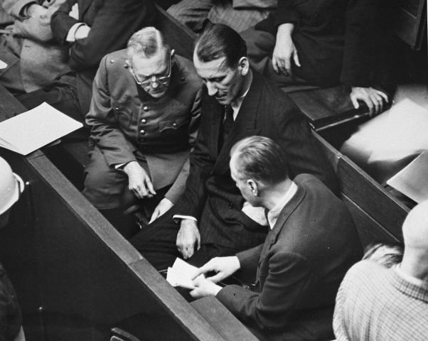 Nürnberg Mahkemesi - 2