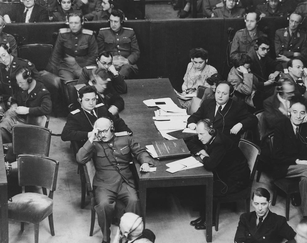 Nürnberg Mahkemesi - 3