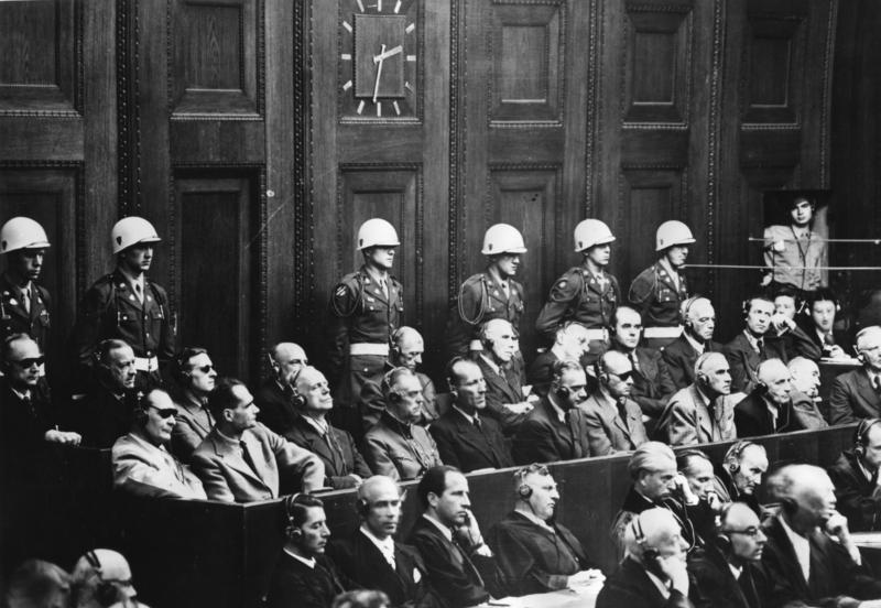 Nürnberg Mahkemesi