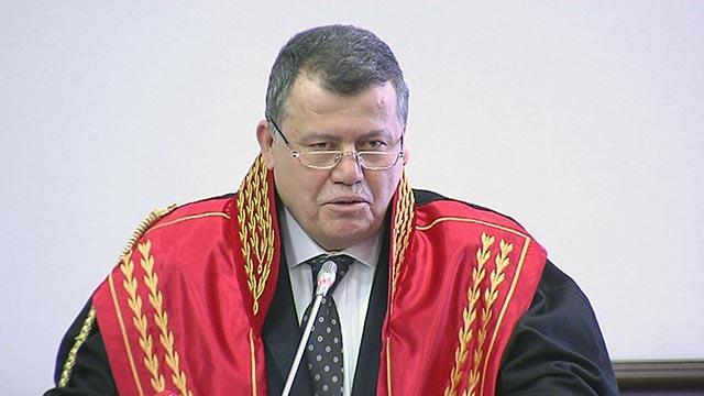 Yargıtay Başkanı - İsmail Rüştü Ciri