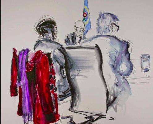 En Komik ve İlginç Hukuk Karikatürleri