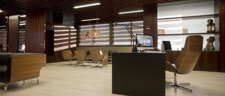 Hukuk Büro Dekorasyonu -4