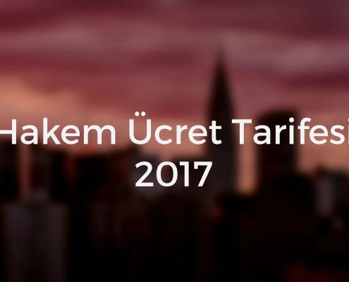 hakem-ucret-tarifesi-2017