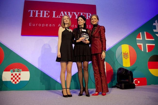 Avrupa Avukat Ödülleri 2018 -2