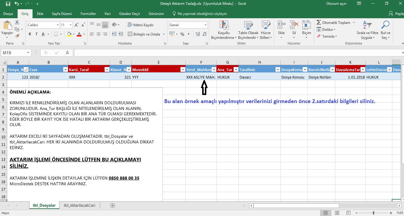 KolayOfis Toplu Yeni Dosya Ekleme İşlemi - 7