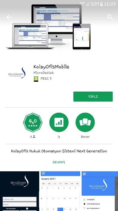 KolayOfisMobil - Android - 3