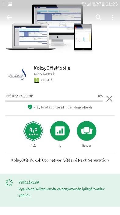 KolayOfisMobil - Android - 4