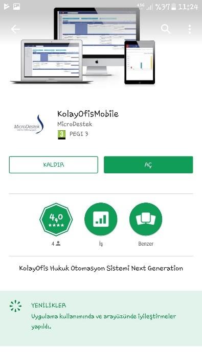 KolayOfisMobil - Android - 5