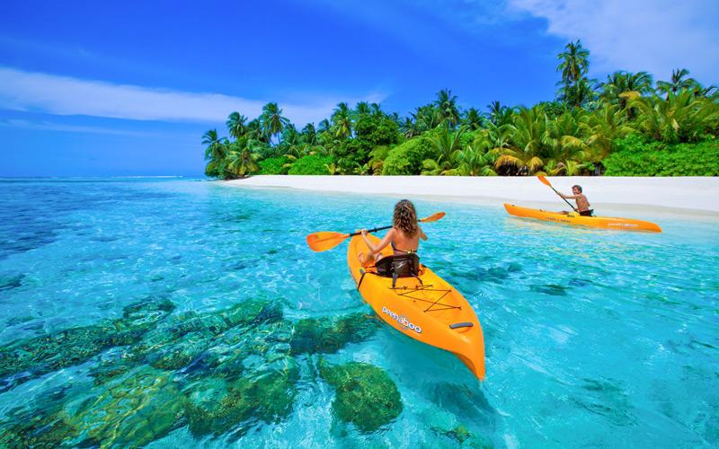Adli Tatil 2018 Yurt Dışı Tatil Planları - Maldivler - 2