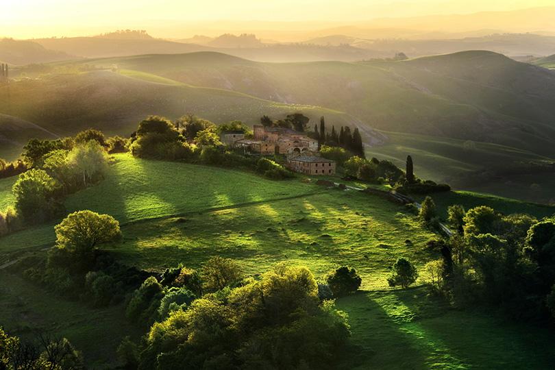 Adli Tatil 2018 Yurt Dışı Tatil Planları - Toscana