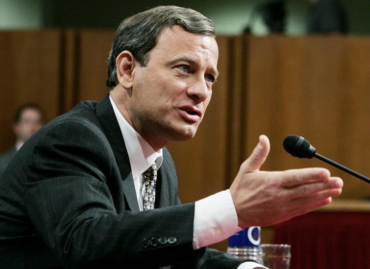 Dünyanın En Karizmatik 10 Avukatı - 1 - John G. Roberts, Jr.