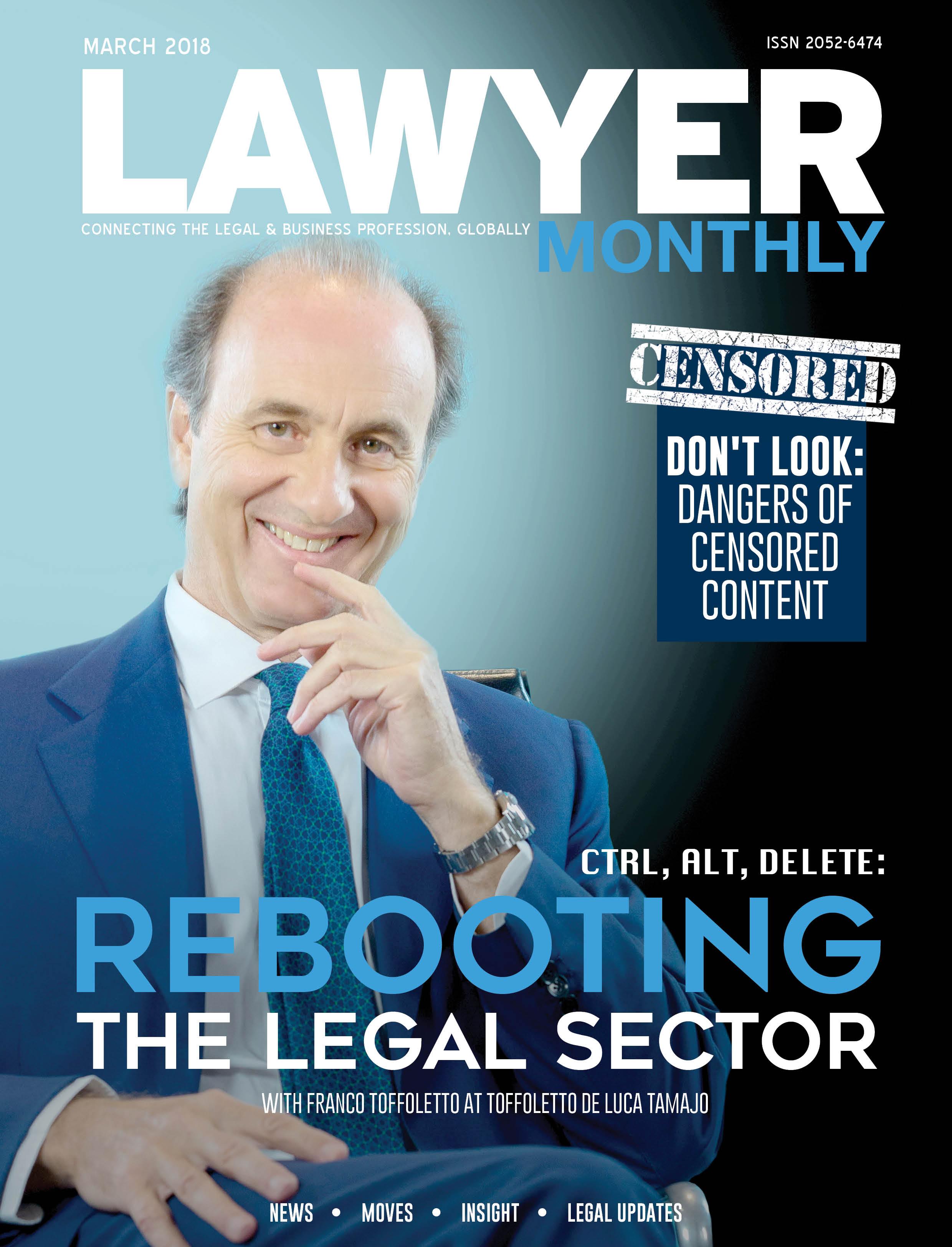 Dünyada ki En Popüler 5 Hukuk Dergisi - Lawyer Monthly Magazine