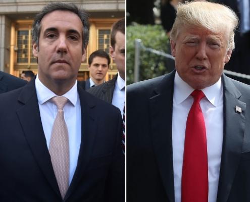 Donal Trumpın Avukatı - Michael Cohen -1