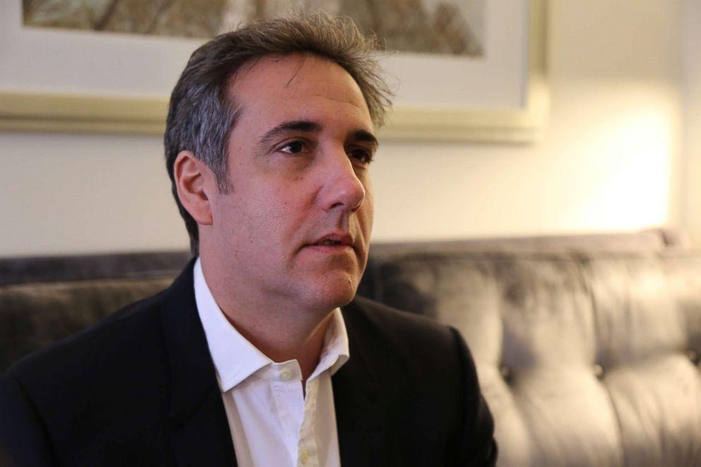 Donal Trumpın Avukatı - Michael Cohen -2