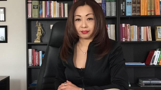 İstanbul Barosu'nda Bir Japon Avukat Keiko TORIOGE -1