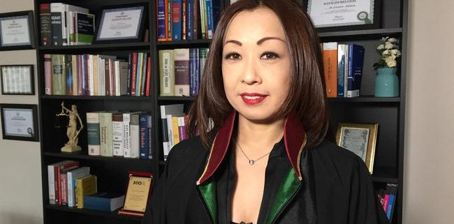 İstanbul Barosu'nda Bir Japon Avukat Keiko TORIOGE -2