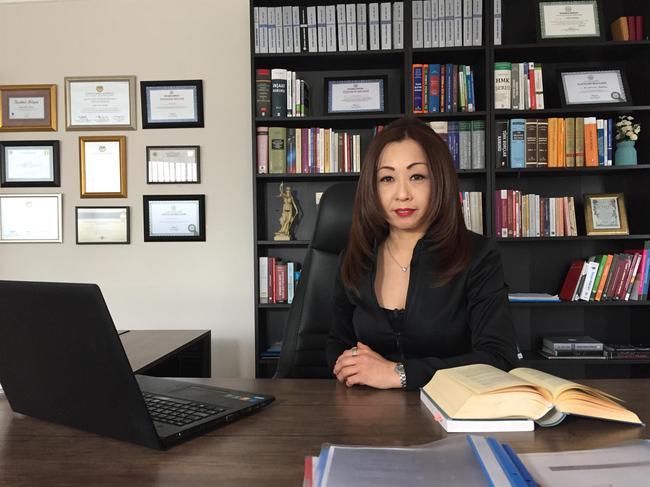 İstanbul Barosu'nda Bir Japon Avukat Keiko TORIOGE -3