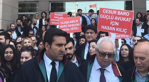 İstanbul Barosu Başkan Adayları - 2018 - Av. Hasan KILIÇ