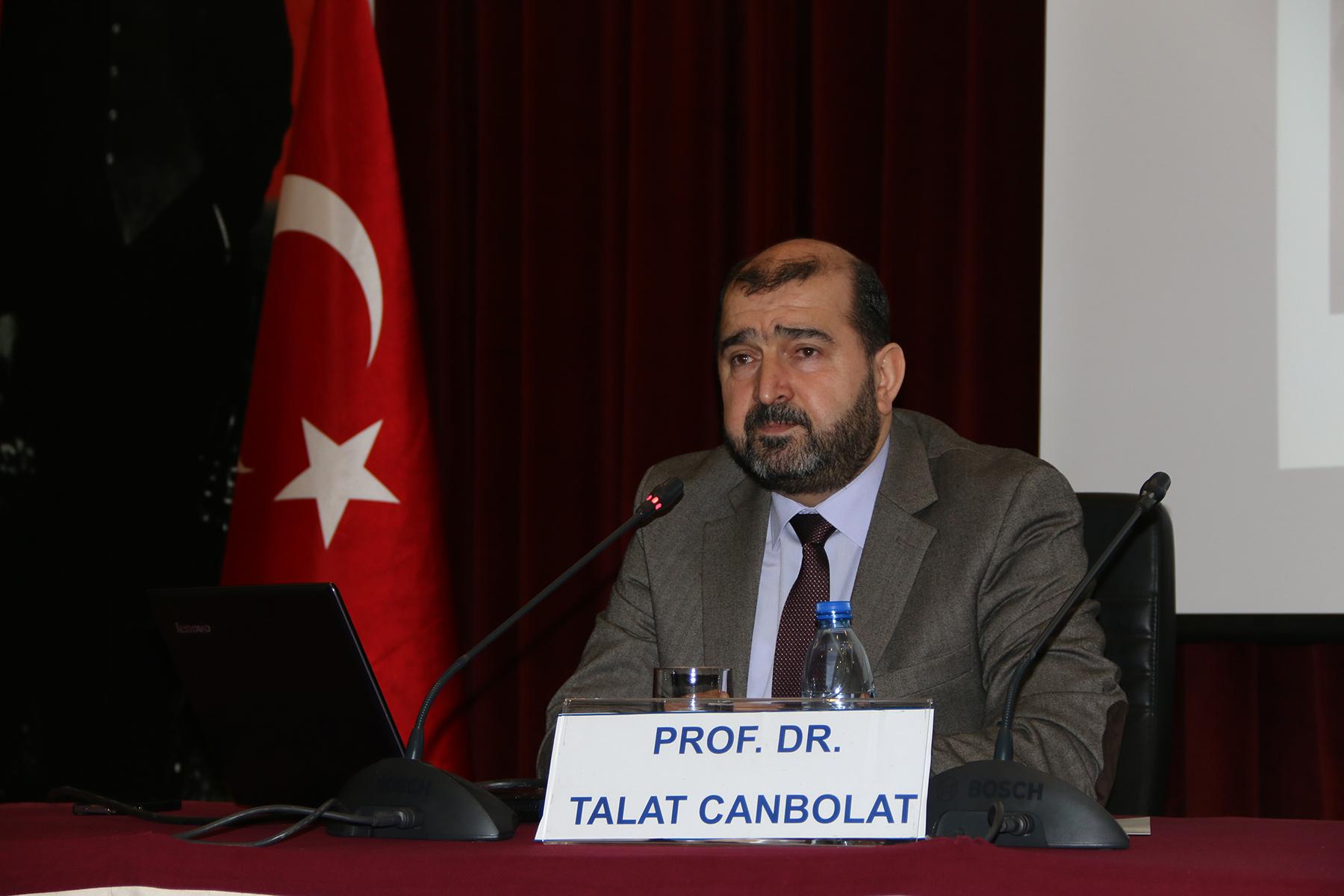 İstanbul Barosu Başkan Adayları - 2018 - Av. Talat CANBOLAT