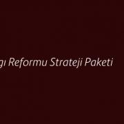 Yargı Reformu Strateji Paketi